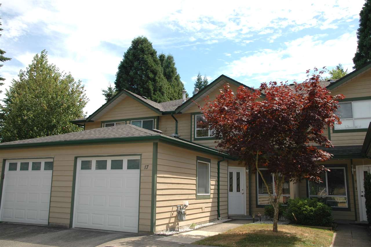 Townhouse at 17 1588 DUTHIE AVENUE, Unit 17, Burnaby North, British Columbia. Image 1