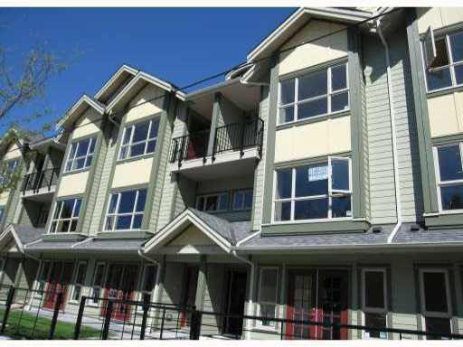 Townhouse at 9 6860 ECKERSLEY ROAD, Unit 9, Richmond, British Columbia. Image 1