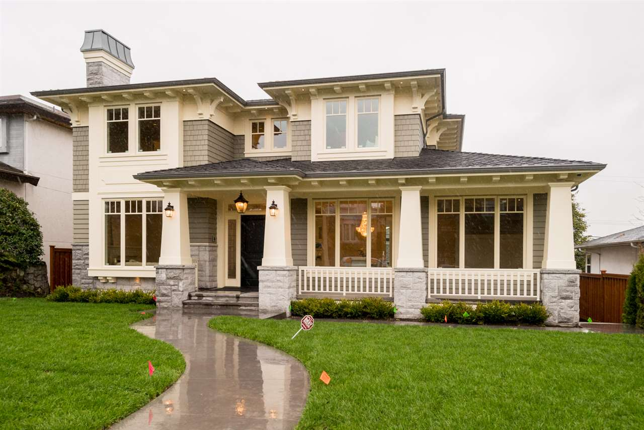 Detached at 1186 W 48TH AVENUE, Vancouver West, British Columbia. Image 1