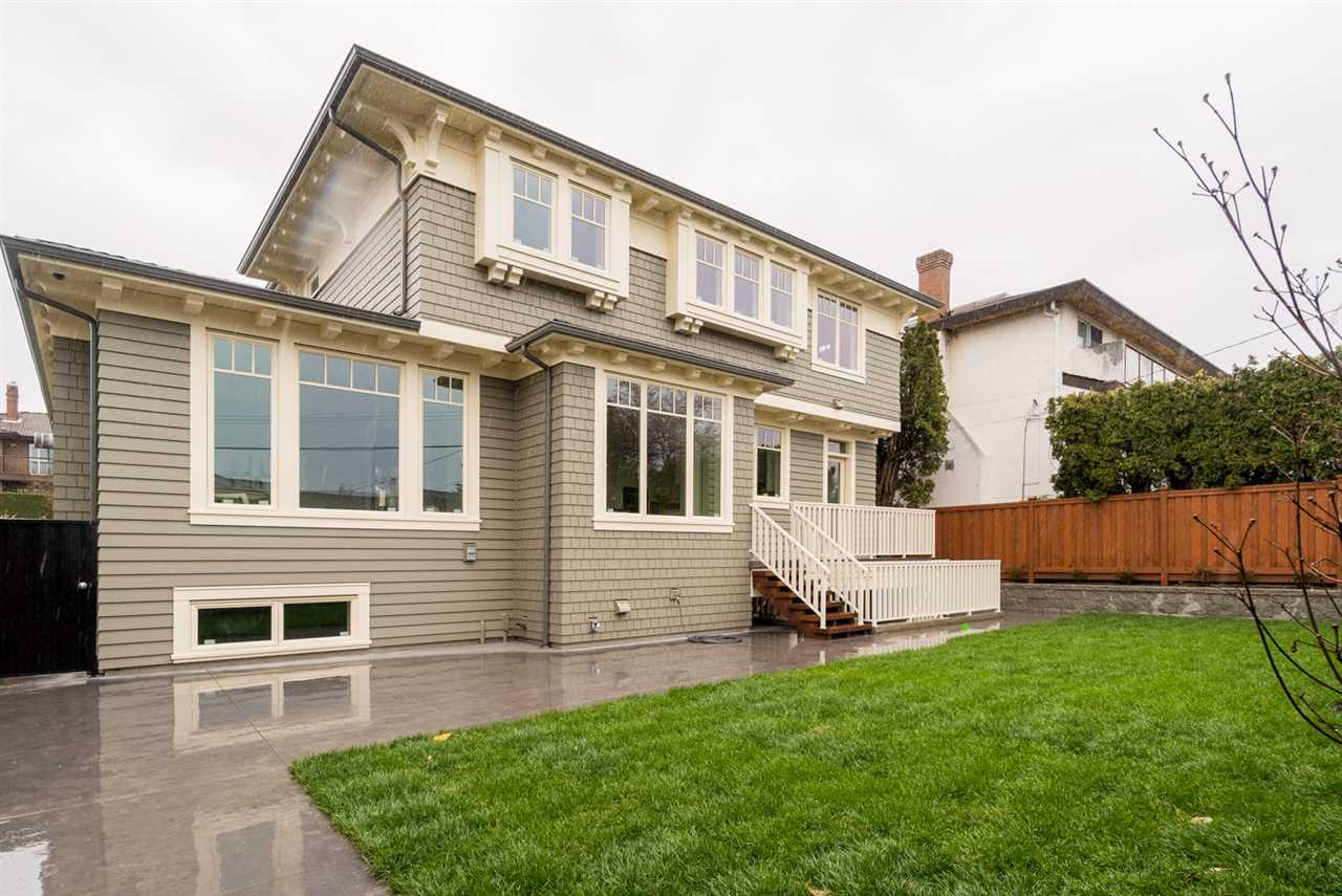Detached at 1186 W 48TH AVENUE, Vancouver West, British Columbia. Image 20
