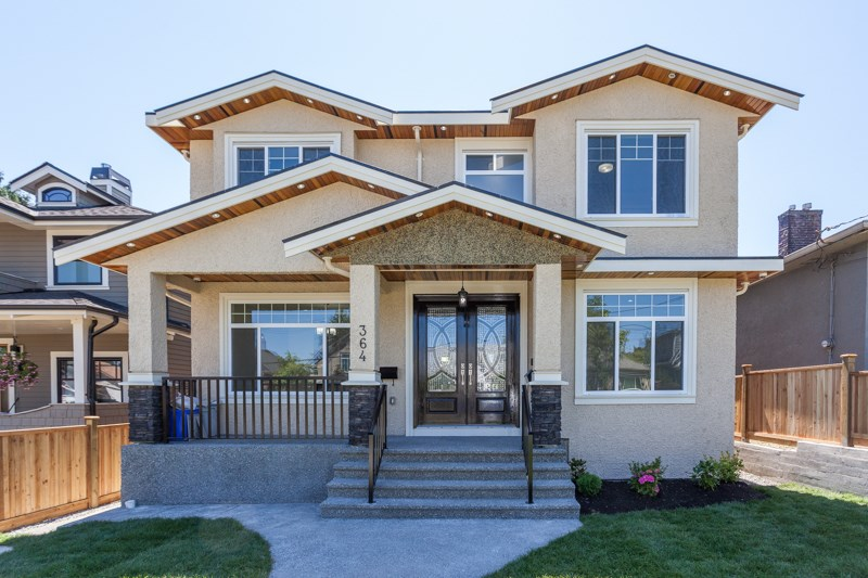 Detached at 364 SIMPSON STREET, New Westminster, British Columbia. Image 1