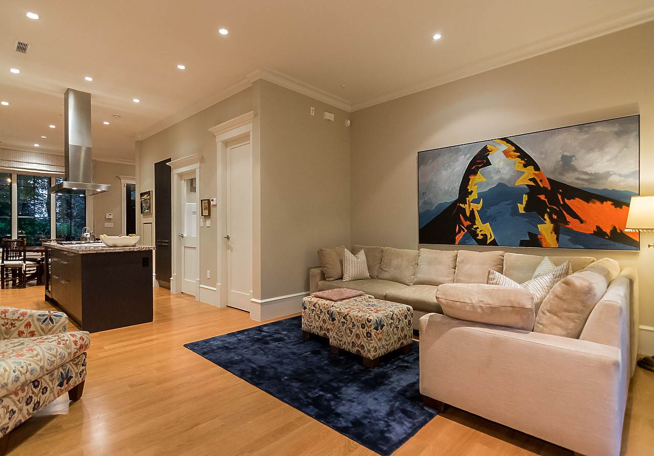 Townhouse at 3248 GRANVILLE STREET, Vancouver West, British Columbia. Image 4