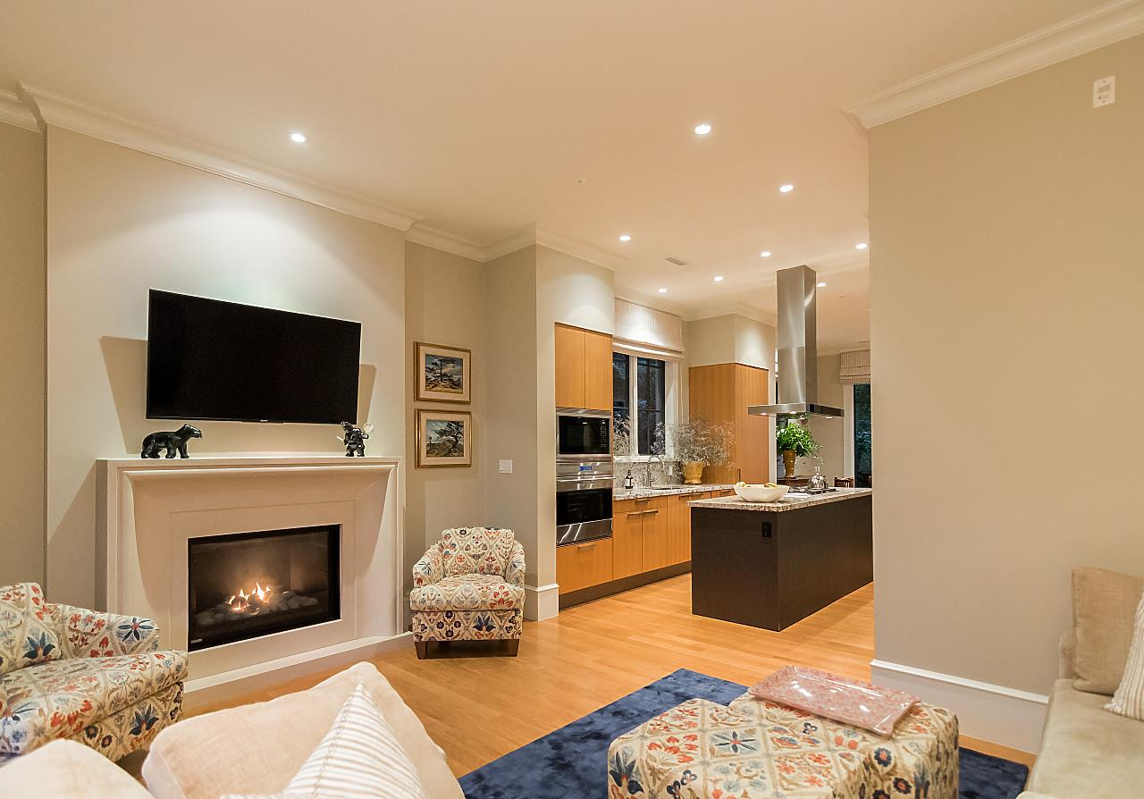 Townhouse at 3248 GRANVILLE STREET, Vancouver West, British Columbia. Image 5