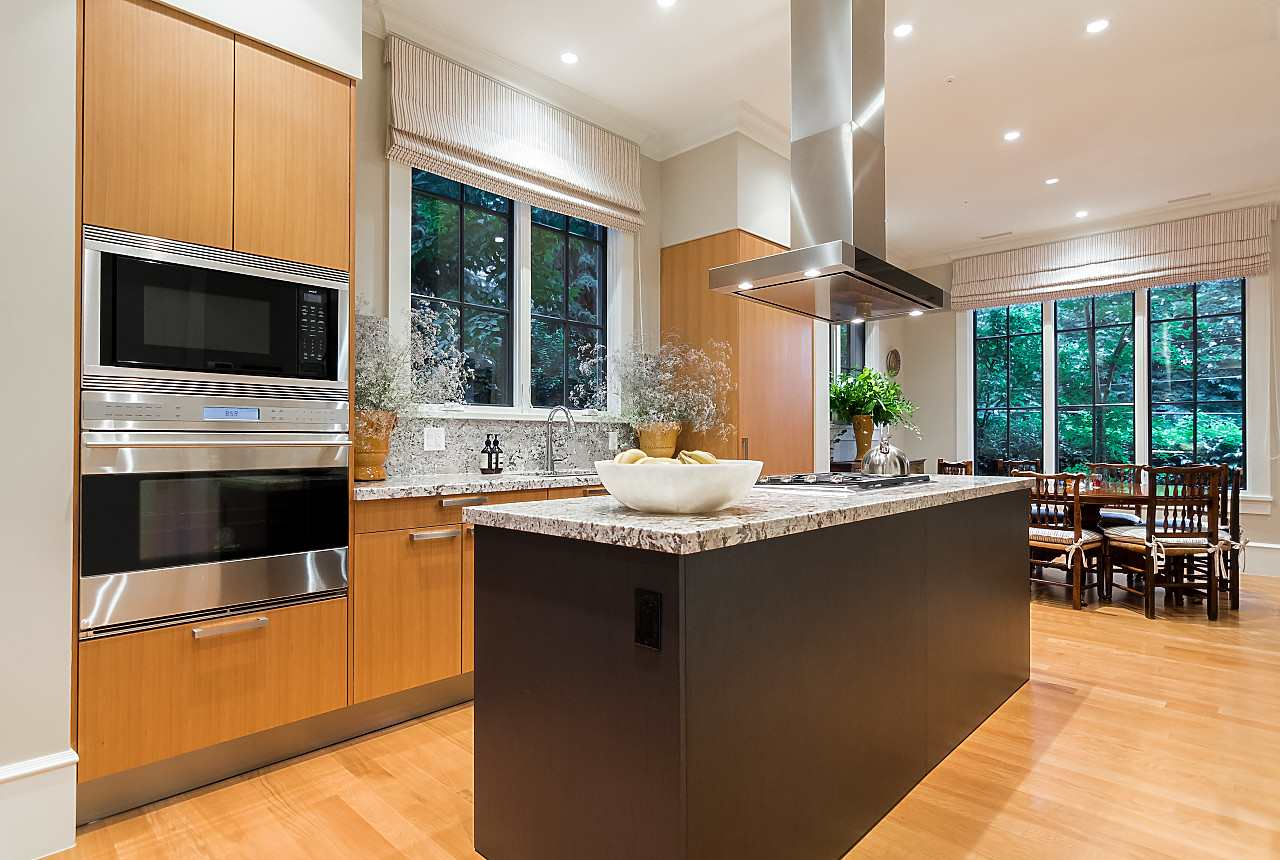 Townhouse at 3248 GRANVILLE STREET, Vancouver West, British Columbia. Image 8