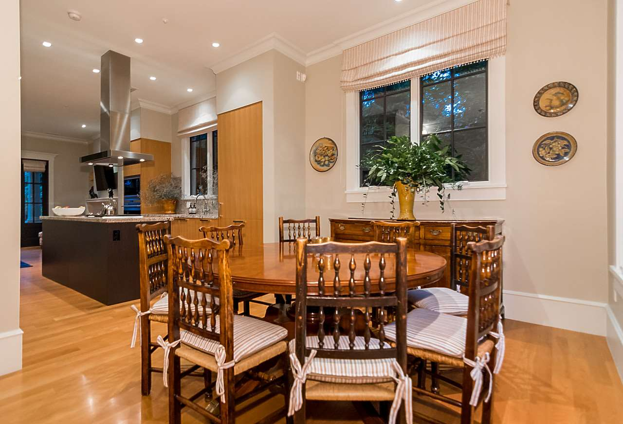 Townhouse at 3248 GRANVILLE STREET, Vancouver West, British Columbia. Image 9