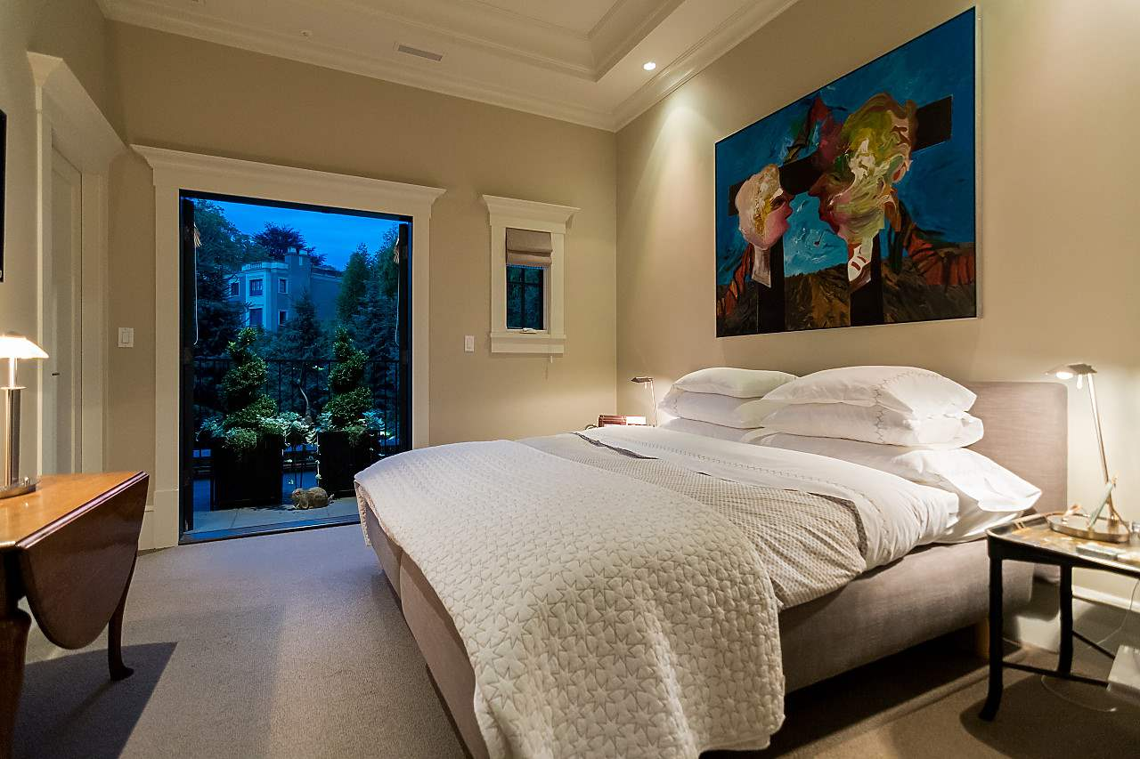 Townhouse at 3248 GRANVILLE STREET, Vancouver West, British Columbia. Image 12
