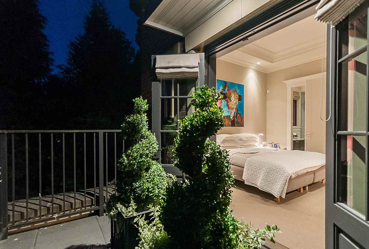 Townhouse at 3248 GRANVILLE STREET, Vancouver West, British Columbia. Image 13