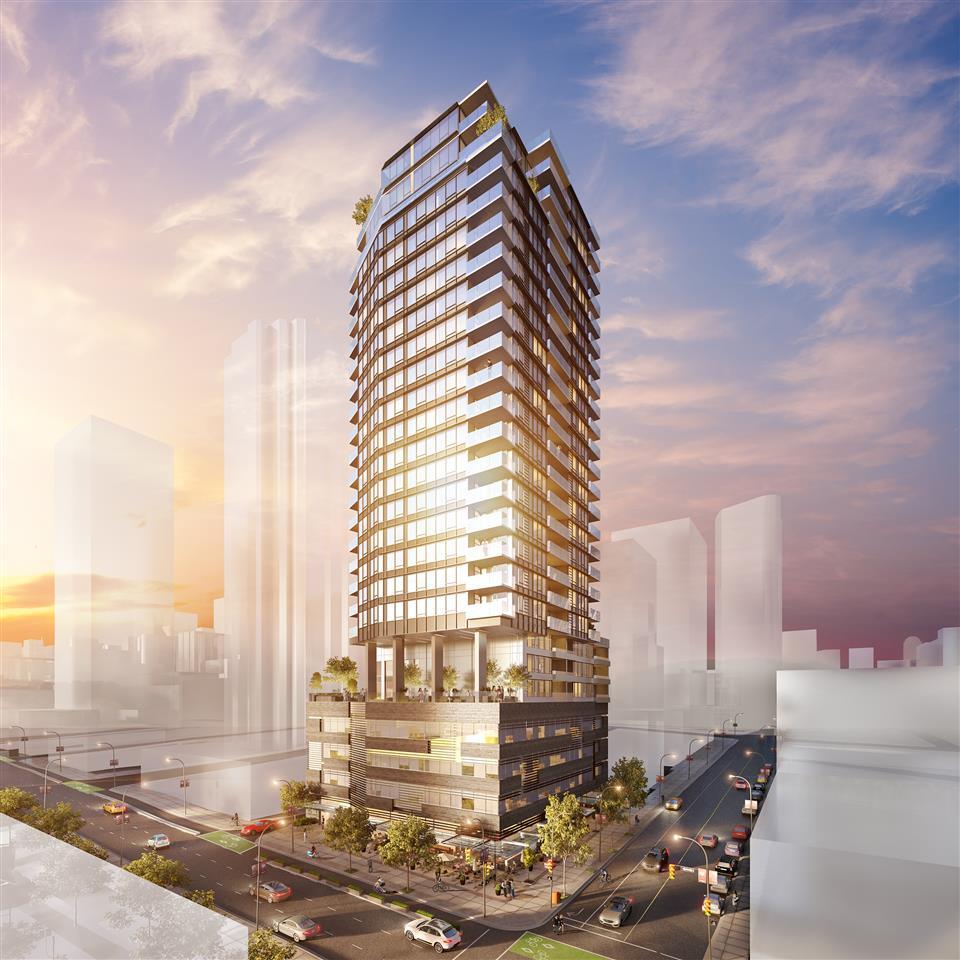 Condo Apartment at 2600 885 CAMBIE STREET, Unit 2600, Vancouver West, British Columbia. Image 2