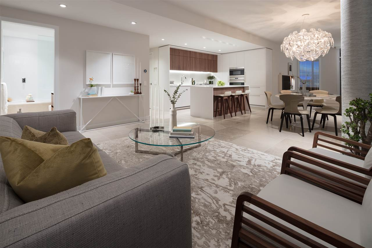 Condo Apartment at 2600 885 CAMBIE STREET, Unit 2600, Vancouver West, British Columbia. Image 5