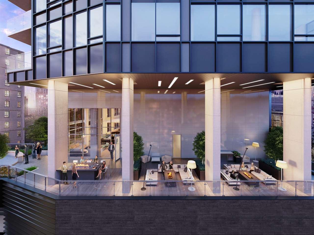 Condo Apartment at 2600 885 CAMBIE STREET, Unit 2600, Vancouver West, British Columbia. Image 8