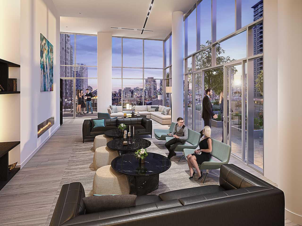 Condo Apartment at 2600 885 CAMBIE STREET, Unit 2600, Vancouver West, British Columbia. Image 9
