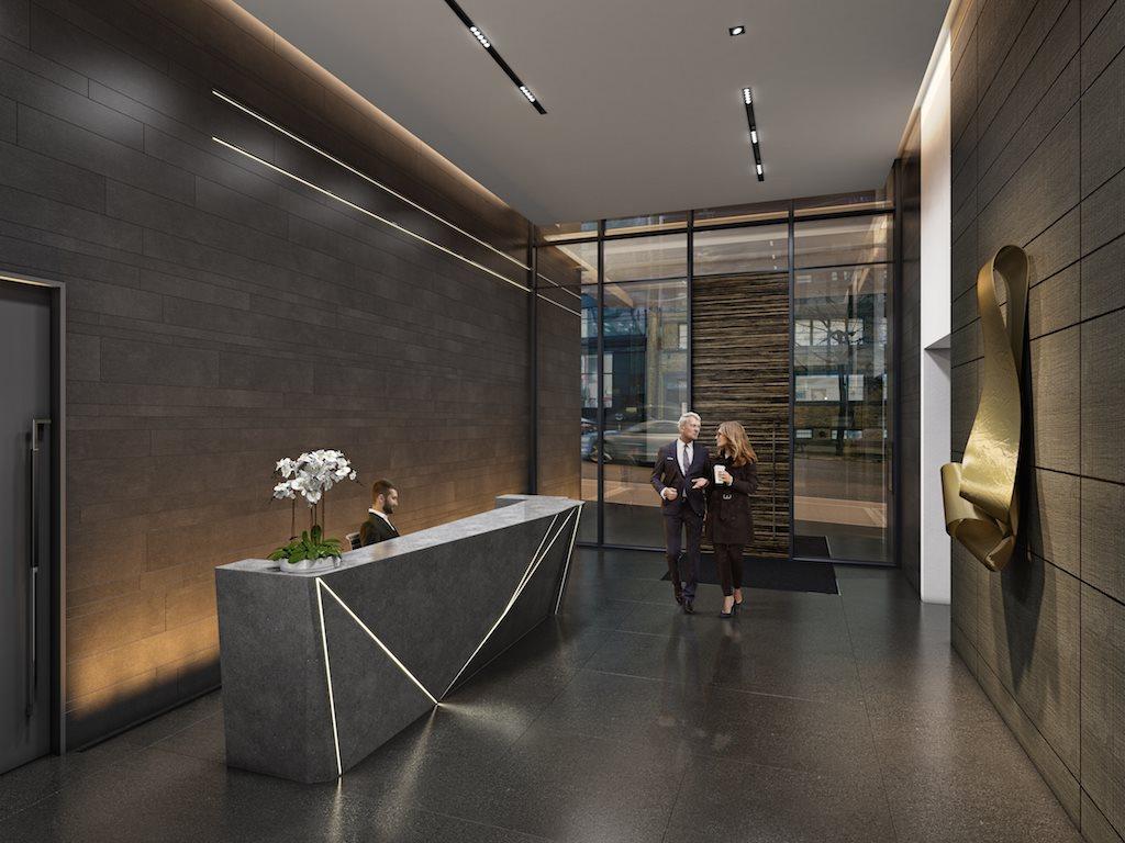 Condo Apartment at 2600 885 CAMBIE STREET, Unit 2600, Vancouver West, British Columbia. Image 11