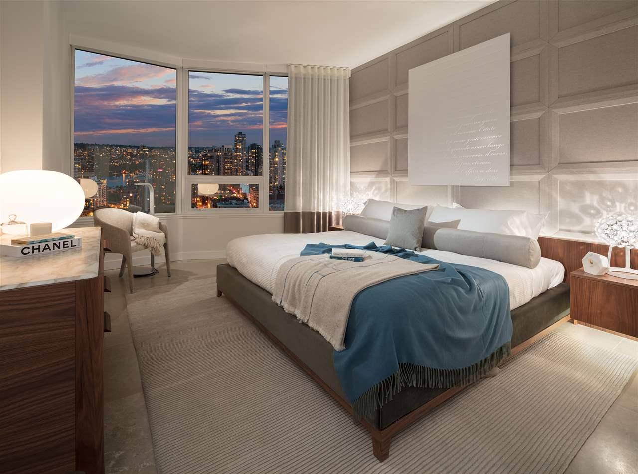 Condo Apartment at 2600 885 CAMBIE STREET, Unit 2600, Vancouver West, British Columbia. Image 16