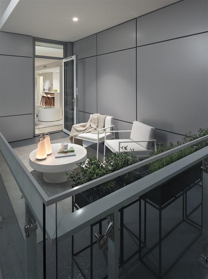 Condo Apartment at 2600 885 CAMBIE STREET, Unit 2600, Vancouver West, British Columbia. Image 20