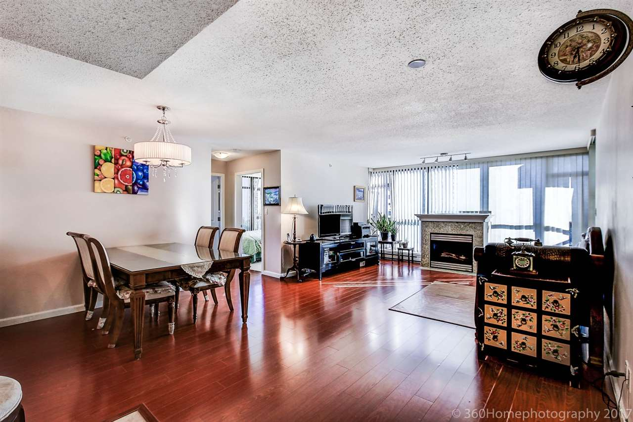 Condo Apartment at 605 615 HAMILTON STREET, Unit 605, New Westminster, British Columbia. Image 4