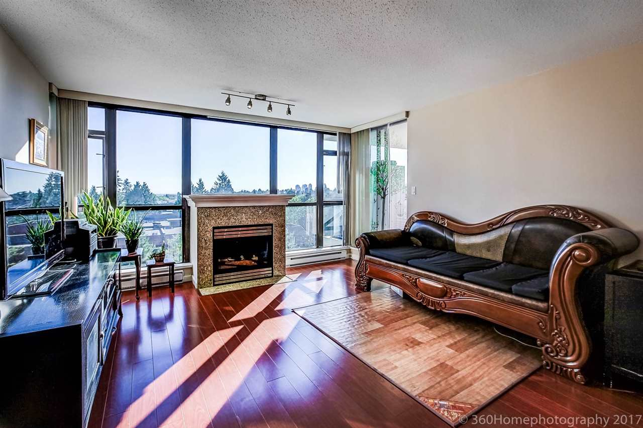 Condo Apartment at 605 615 HAMILTON STREET, Unit 605, New Westminster, British Columbia. Image 5