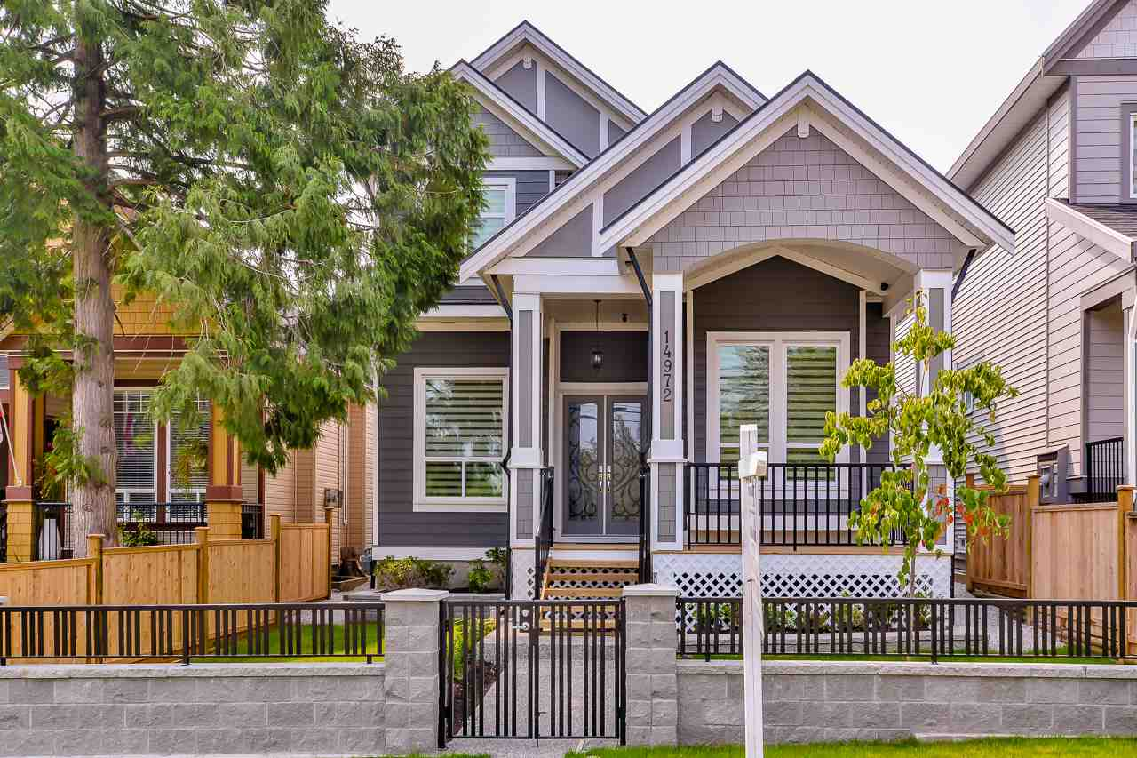 Detached at 14972 72 AVENUE, Surrey, British Columbia. Image 1