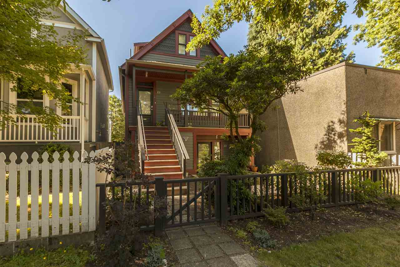 Detached at 644 HAWKS AVENUE, Vancouver East, British Columbia. Image 7