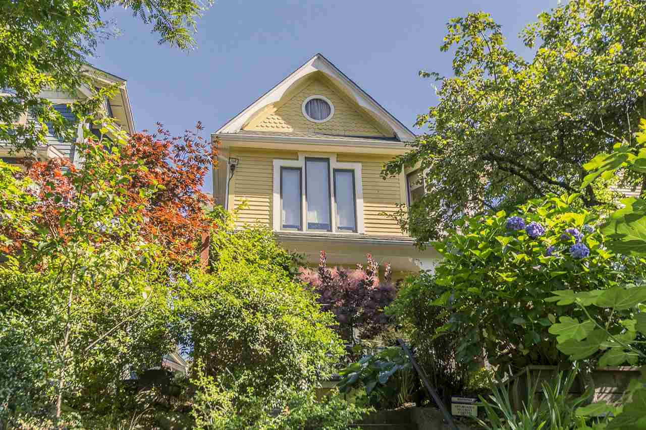 Detached at 644 HAWKS AVENUE, Vancouver East, British Columbia. Image 17