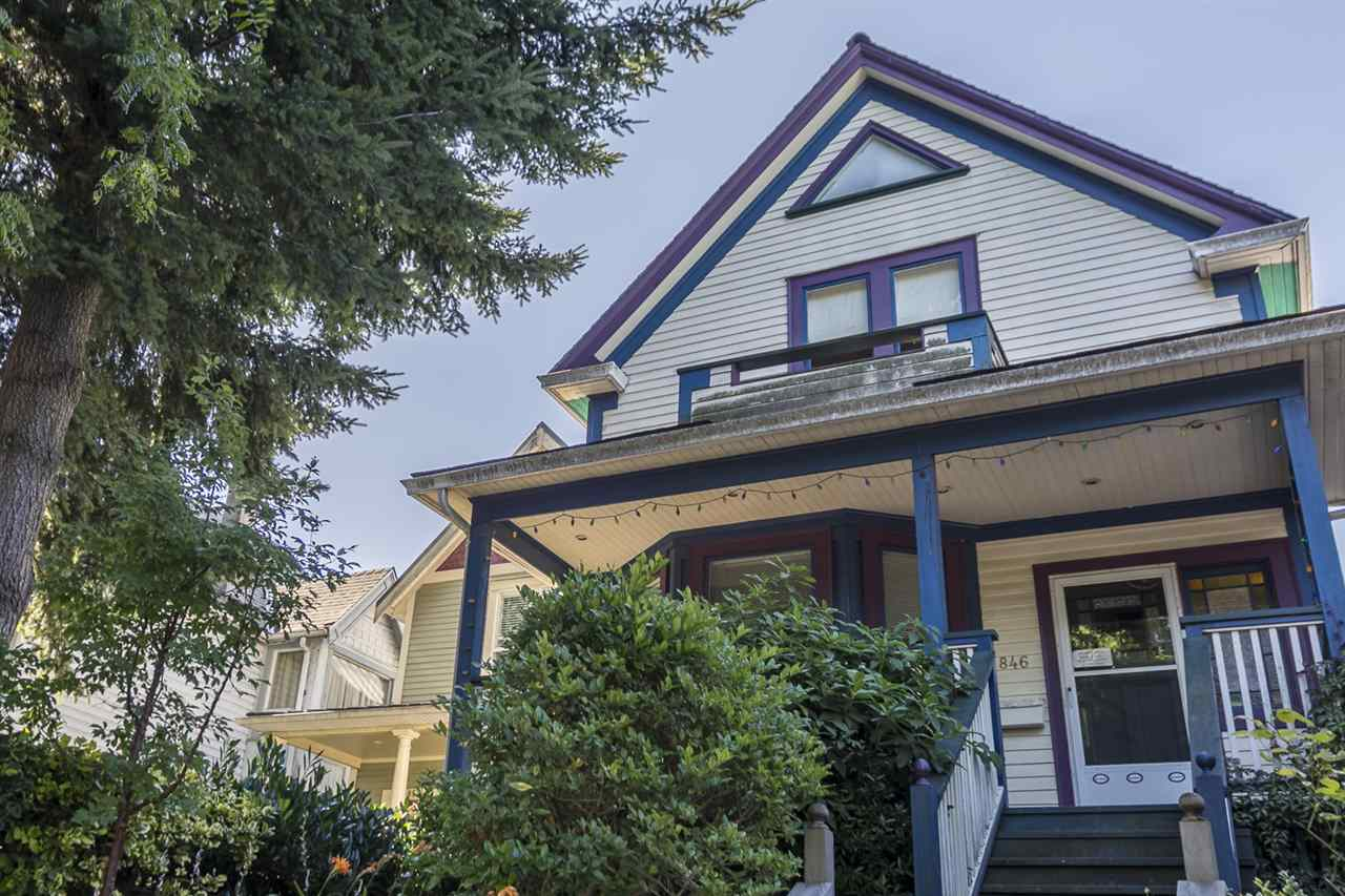Detached at 644 HAWKS AVENUE, Vancouver East, British Columbia. Image 20