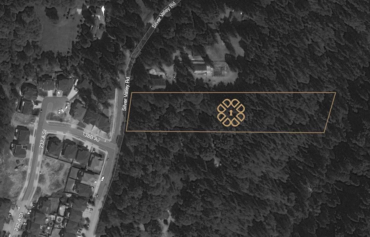 Vacant Land at 13872 SILVER VALLEY ROAD, Maple Ridge, British Columbia. Image 1