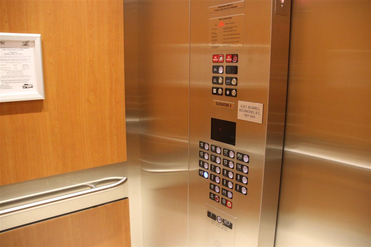 Condo Apartment at 1502 6351 BUSWELL STREET, Unit 1502, Richmond, British Columbia. Image 12