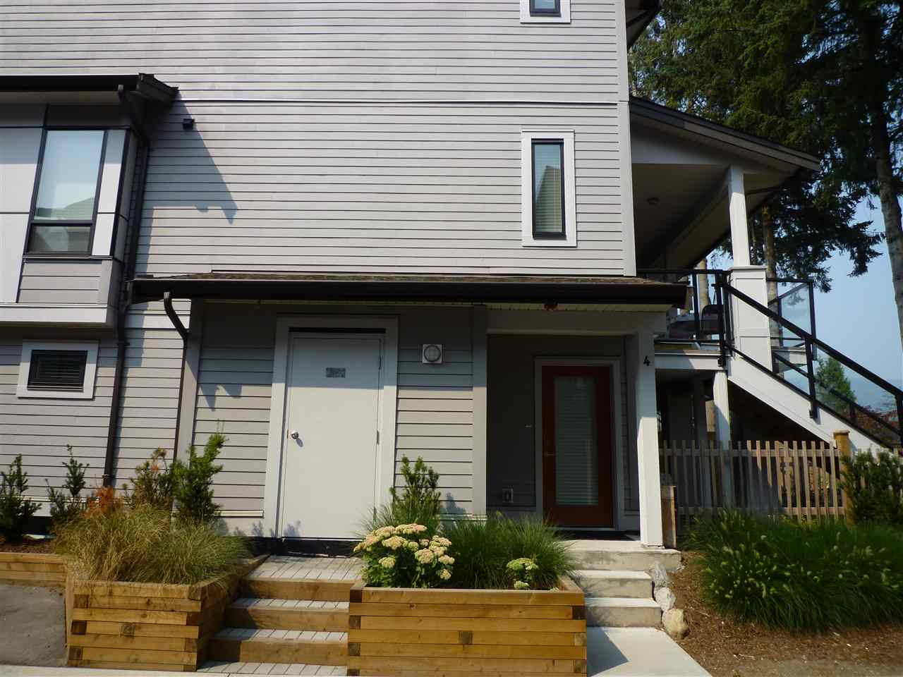 Townhouse at 4 2139 PRAIRIE AVENUE, Unit 4, Port Coquitlam, British Columbia. Image 1