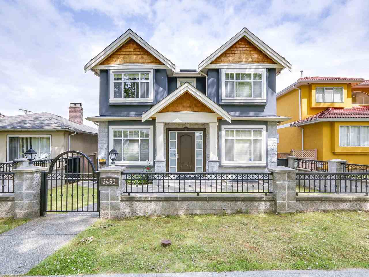 Detached at 3463 E 22ND AVENUE, Vancouver East, British Columbia. Image 1