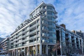 Condo Apartment at 201 118 ATHLETES WAY, Unit 201, Vancouver West, British Columbia. Image 1