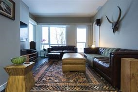 Condo Apartment at 201 118 ATHLETES WAY, Unit 201, Vancouver West, British Columbia. Image 3