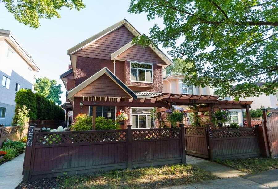 Half-duplex at 546 E 44TH AVENUE, Vancouver East, British Columbia. Image 1