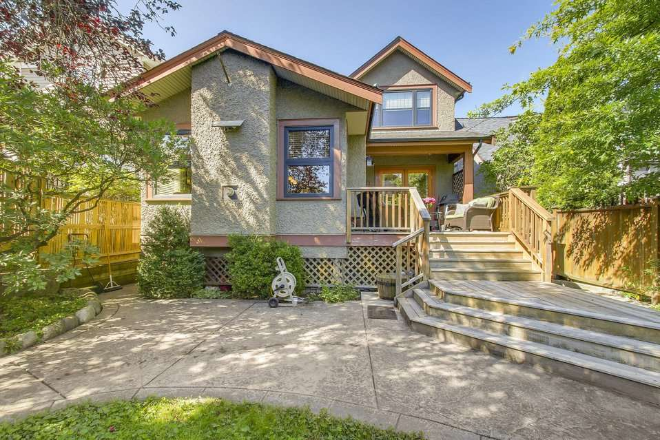Detached at 876 W 24TH AVENUE, Vancouver West, British Columbia. Image 19