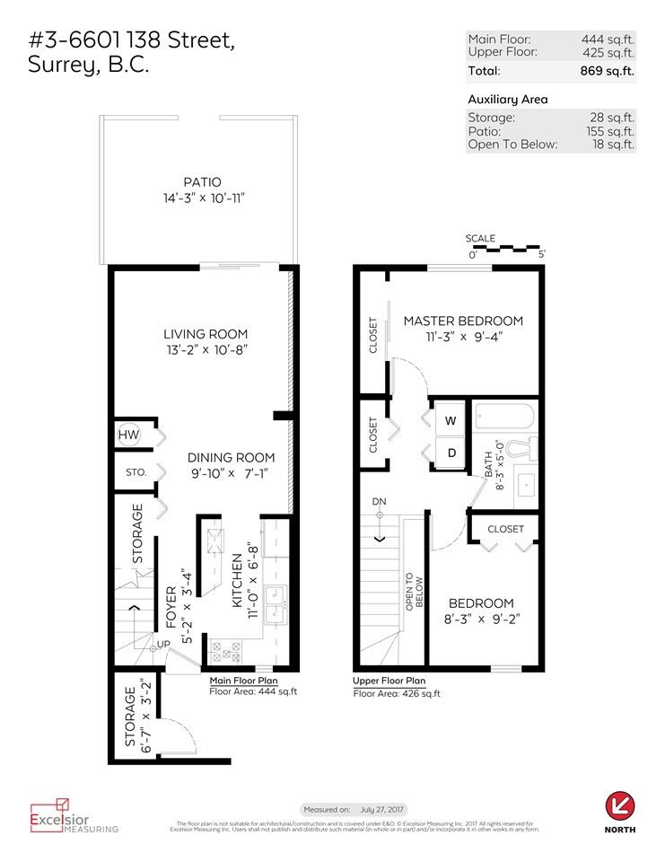 Townhouse at 3 6601 138 STREET, Unit 3, Surrey, British Columbia. Image 20