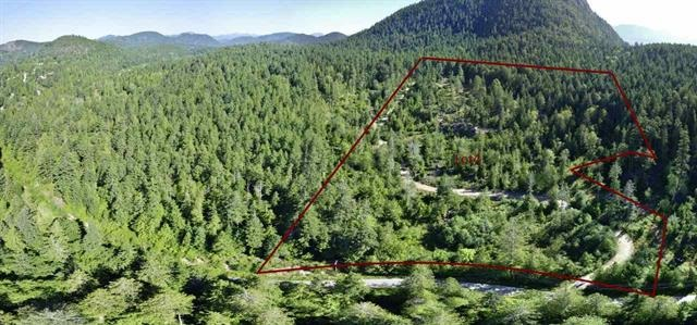 Vacant Land at LT 4 CLAYDON ROAD, Unit LT 4, Sunshine Coast, British Columbia. Image 3