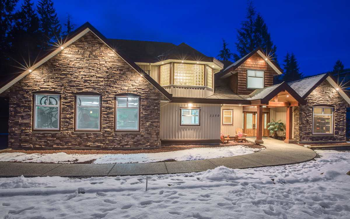 Detached at 1150 MOUNTAIN AYRE LANE, Port Moody, British Columbia. Image 1