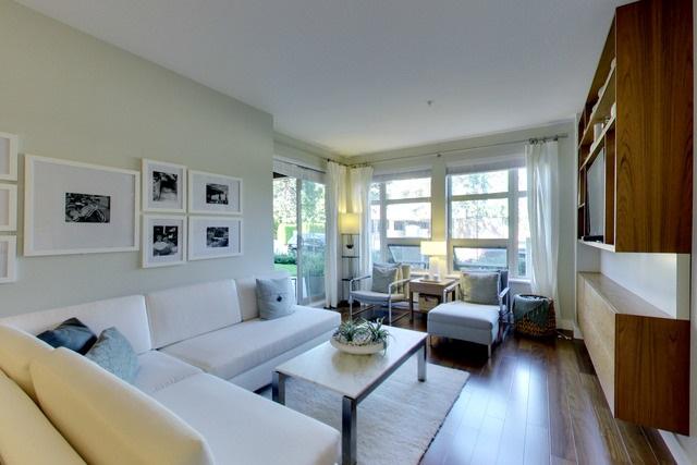Condo Apartment at 112 1166 54A STREET, Unit 112, Tsawwassen, British Columbia. Image 3