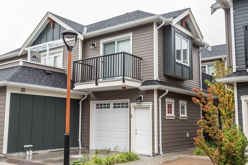 Townhouse at 5 6331 NO 4 ROAD, Unit 5, Richmond, British Columbia. Image 1