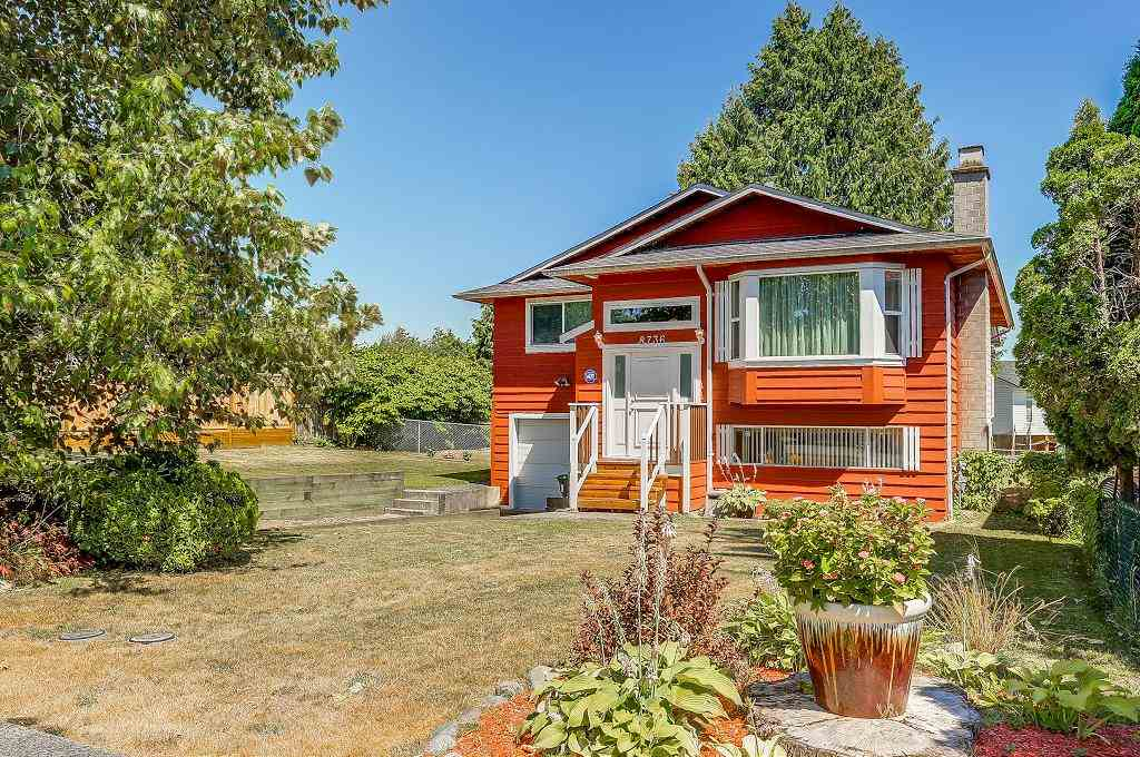 Detached at 8736 TULSY CRESCENT, Surrey, British Columbia. Image 1