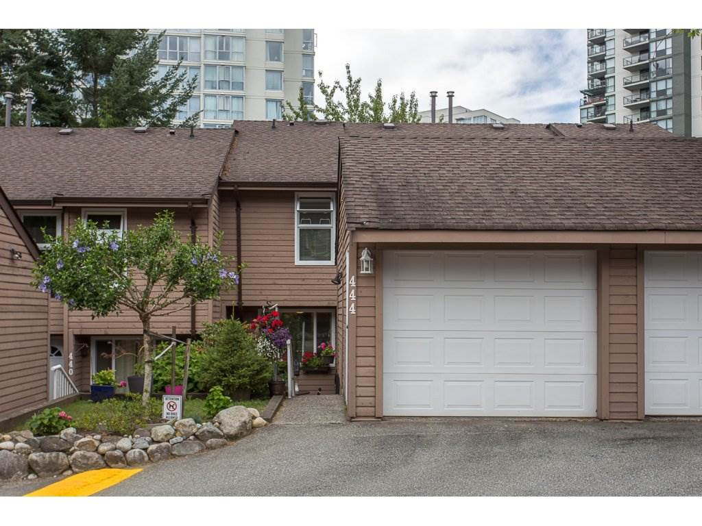 Townhouse at 444 LEHMAN PLACE, Port Moody, British Columbia. Image 1