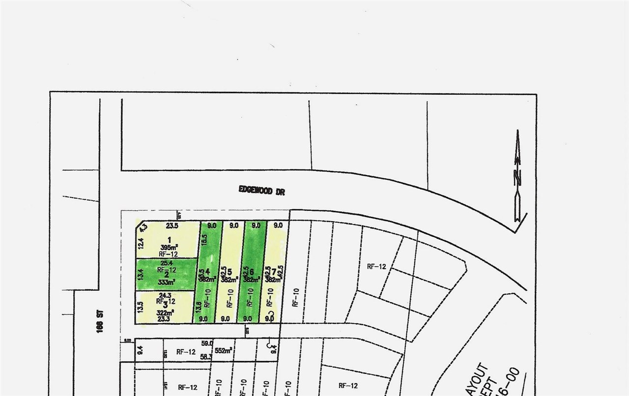 Vacant Land at LT.3 166 STREET, Unit LT.3, South Surrey White Rock, British Columbia. Image 1