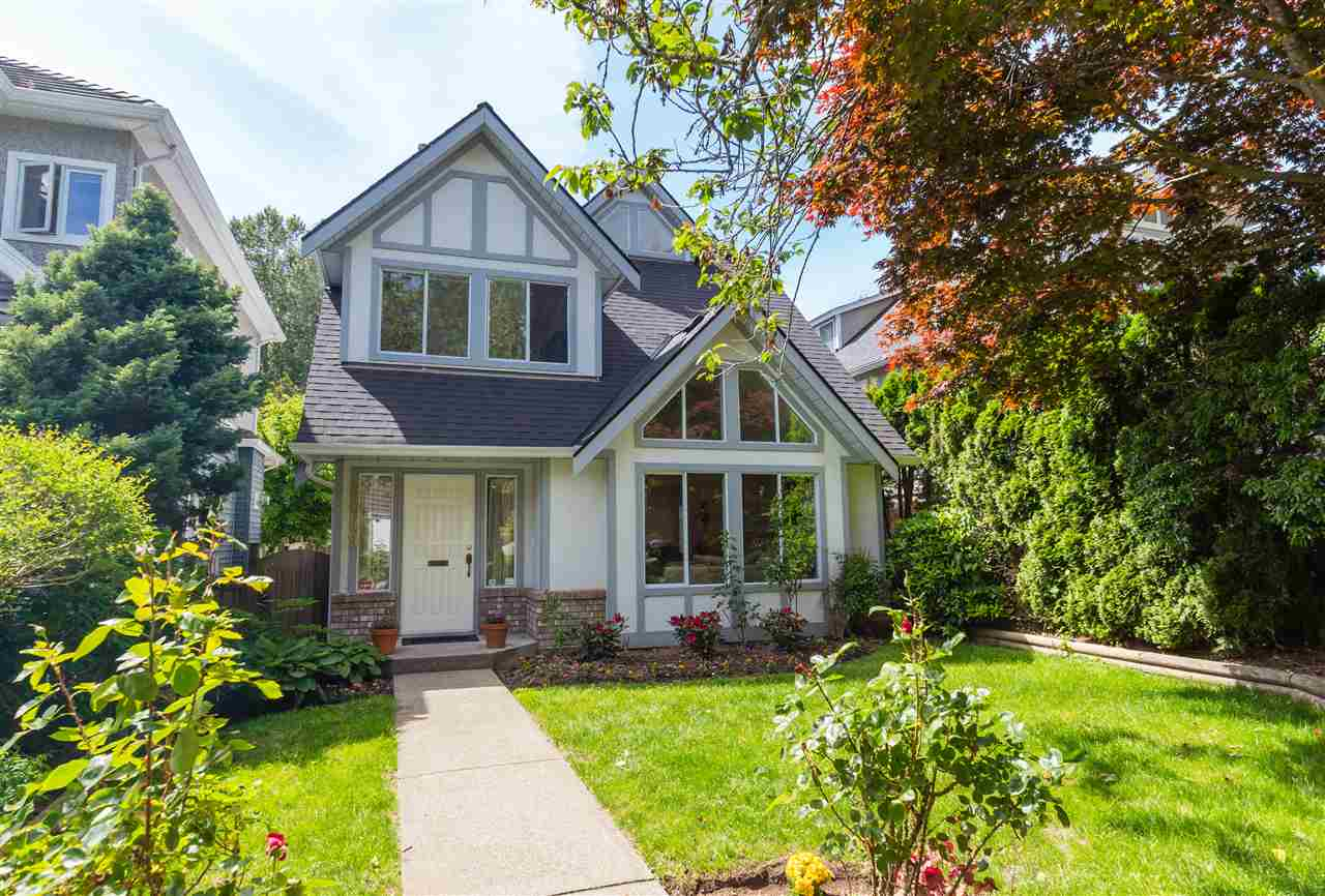 Detached at 6089 HOLLAND STREET, Vancouver West, British Columbia. Image 2