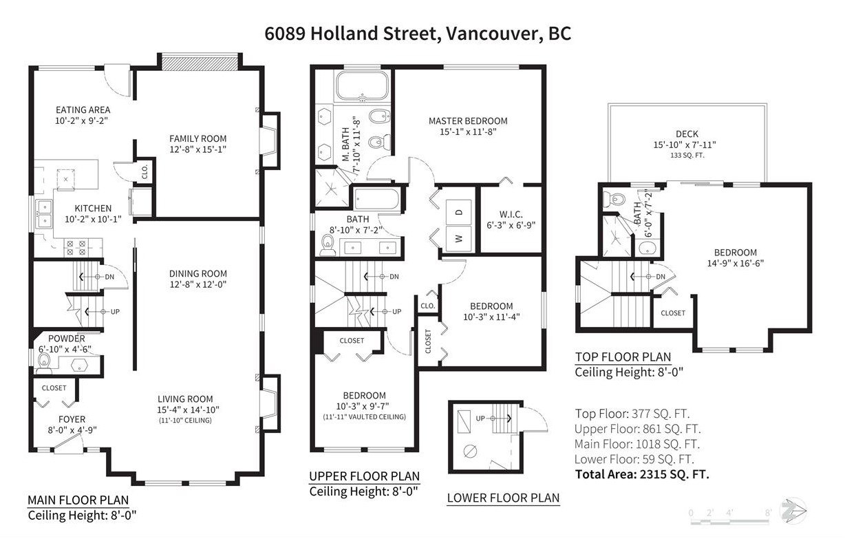 Detached at 6089 HOLLAND STREET, Vancouver West, British Columbia. Image 20