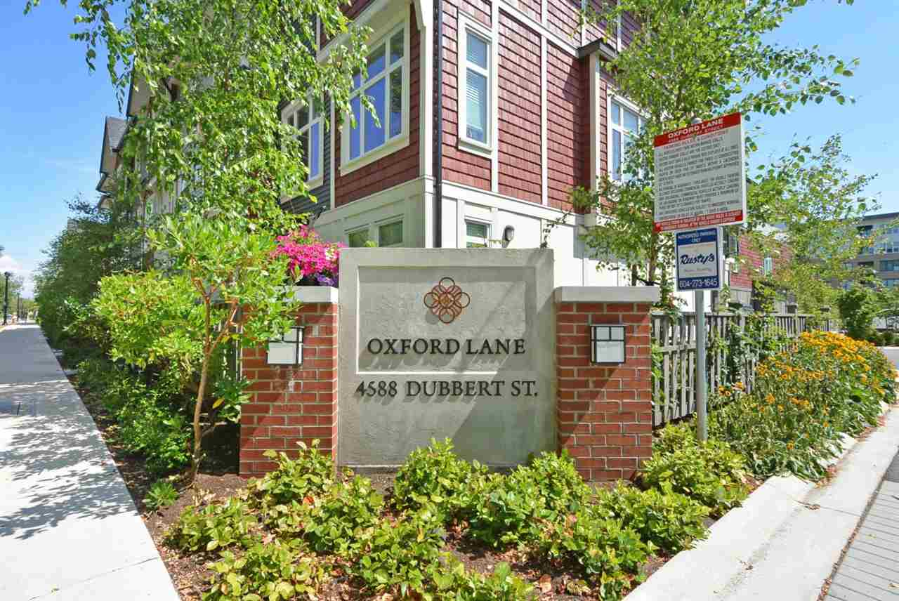 Townhouse at 15 4588 DUBBERT STREET, Unit 15, Richmond, British Columbia. Image 1