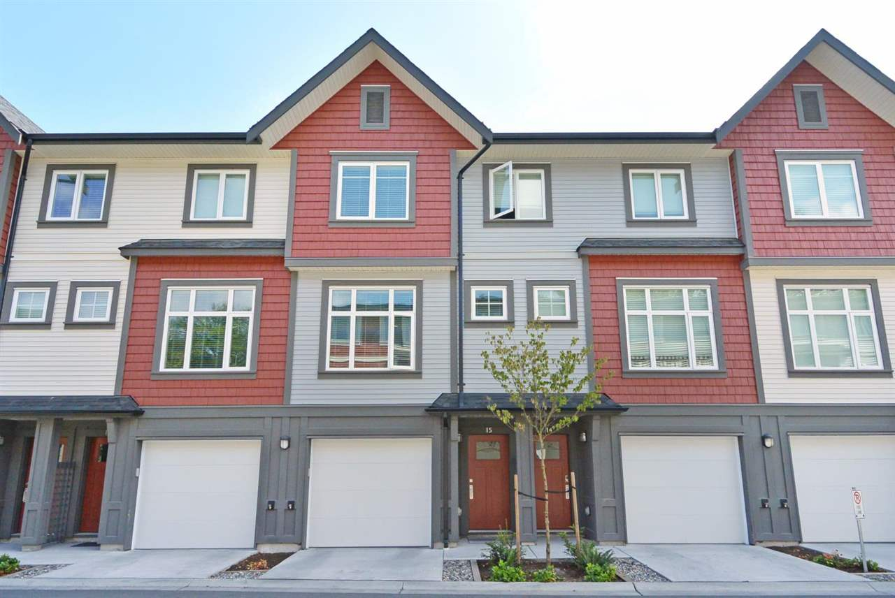 Townhouse at 15 4588 DUBBERT STREET, Unit 15, Richmond, British Columbia. Image 2