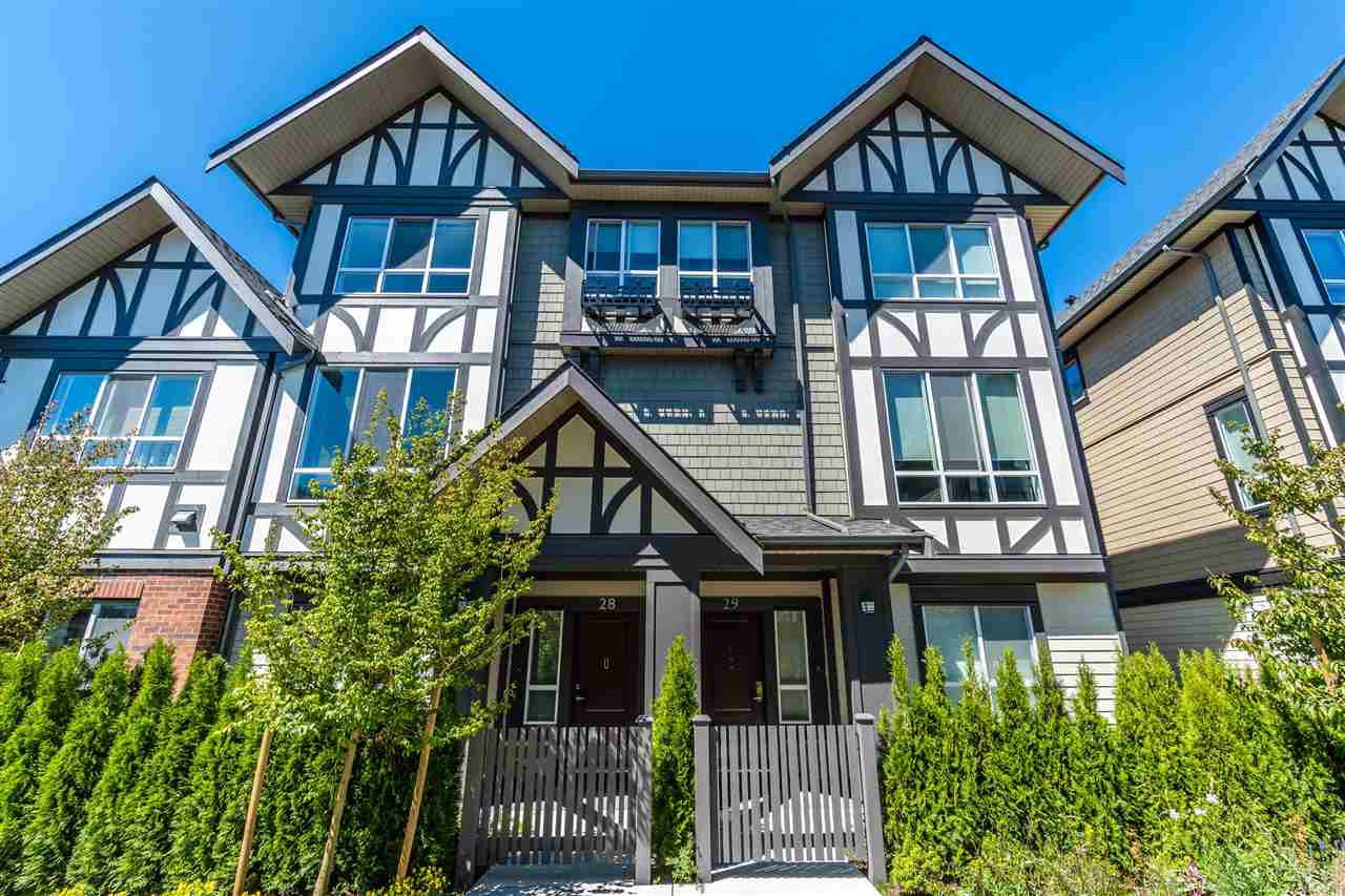 Townhouse at 28 10388 NO 2 ROAD, Unit 28, Richmond, British Columbia. Image 2