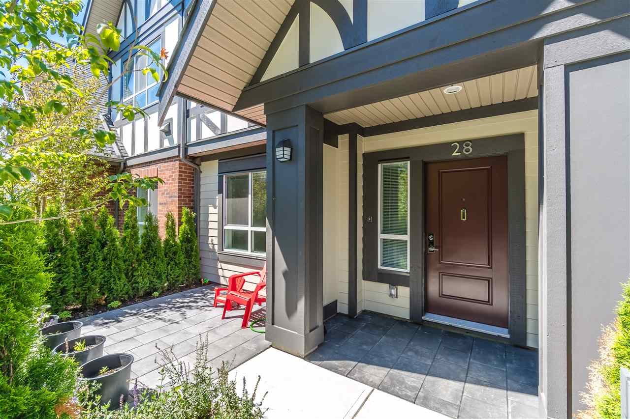 Townhouse at 28 10388 NO 2 ROAD, Unit 28, Richmond, British Columbia. Image 3