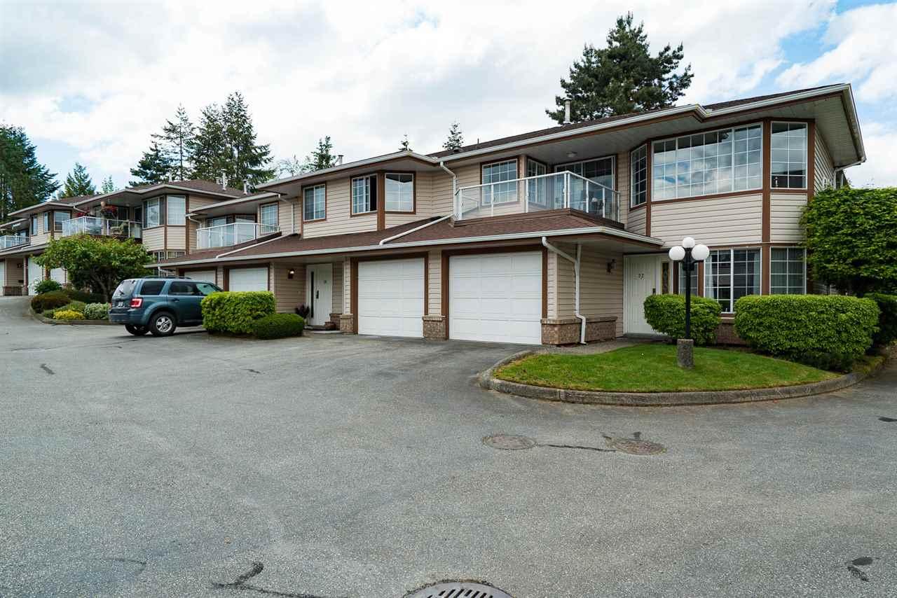 Townhouse at 21 32659 GEORGE FERGUSON WAY, Unit 21, Abbotsford, British Columbia. Image 2