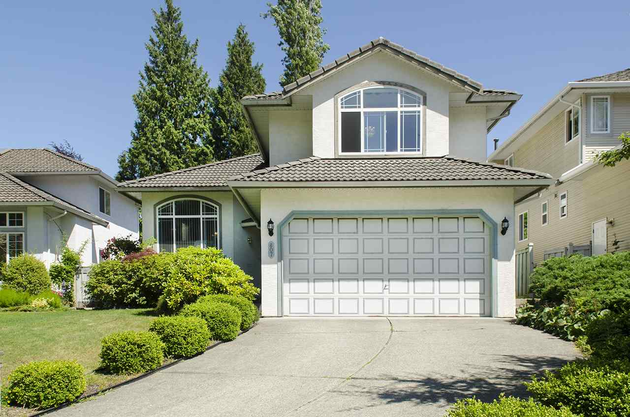 Detached at 807 FOWLER COURT, Coquitlam, British Columbia. Image 1