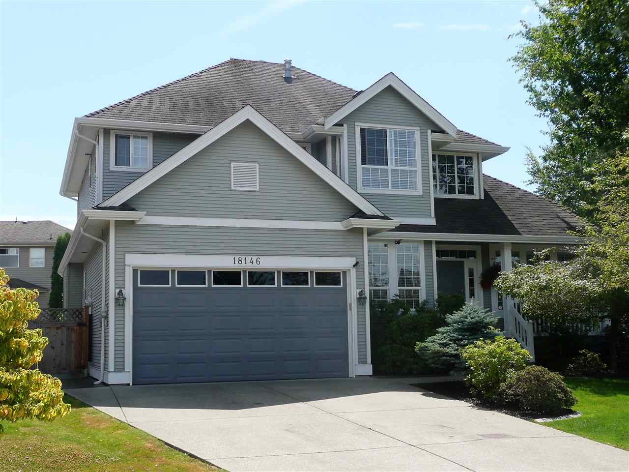 Detached at 18146 68A AVENUE, Cloverdale, British Columbia. Image 1