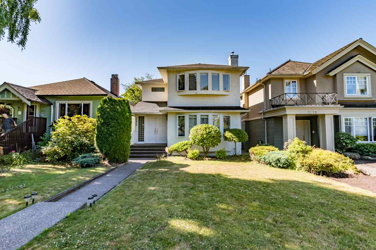 Detached at 2868 W 42ND AVENUE, Vancouver West, British Columbia. Image 1
